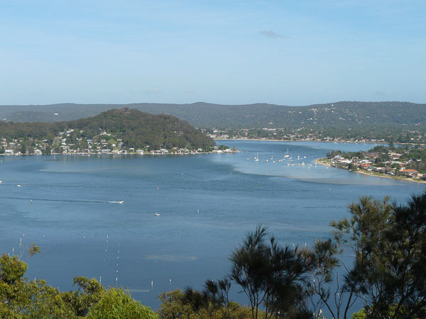 Wagstaffe Point from the Allan Strom Lookout