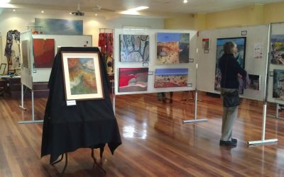 'Fresh Collections' at Wagstaffe Hall – October 2011