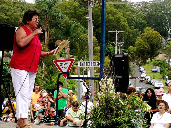 Association President 2008, Robyn Warburton