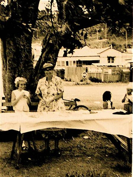 Granny Radford, Important Community Member