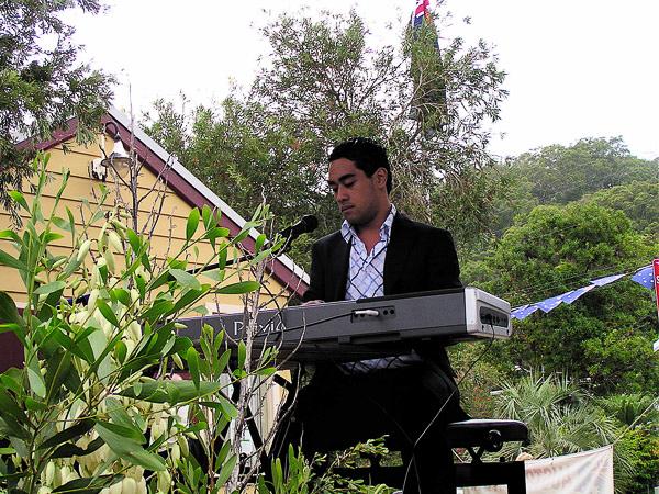 Musician, Keyboard