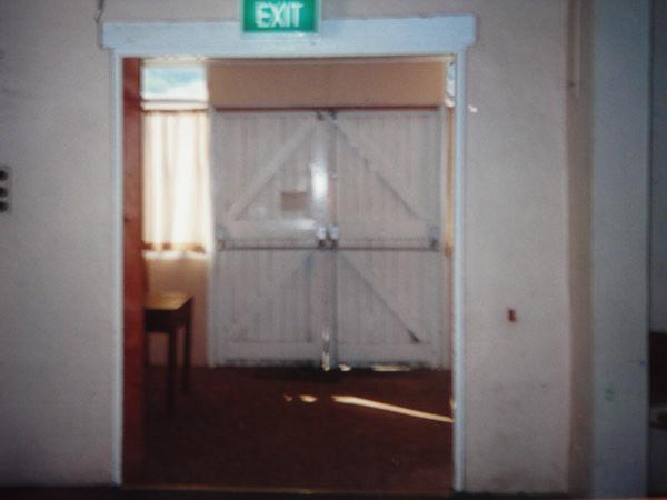 Old Entrance Foyer at Wagstaffe Community Hall