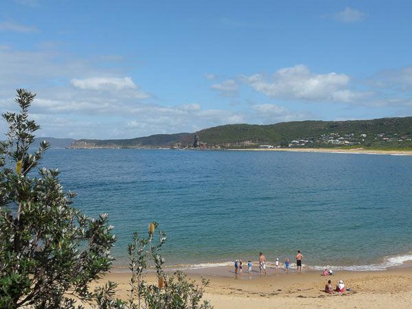 Bouddi National Park - Putty Beach, Killcare