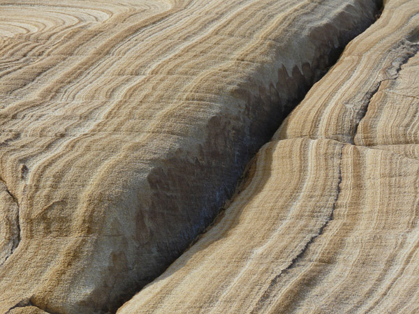 Sandstone Landform at Bouddi Peninsula