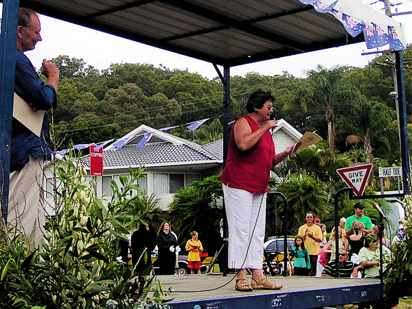 Australia Day at Wagstaffe Community Hall